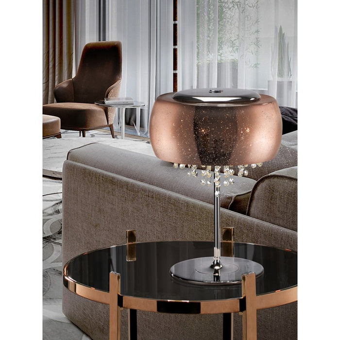 Caelum 3 Light Table Lamp  | Modern Lighting + Decor