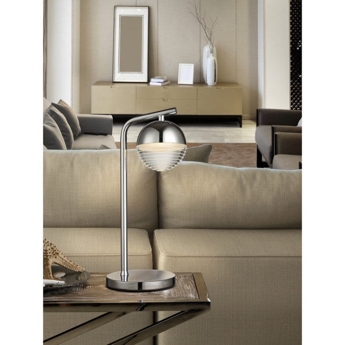 Buy online latest and high quality Flavia LED Light Table Lamp from Schuller | Modern Lighting + Decor