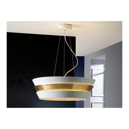 Isis 6 Light Suspension  | Modern Lighting + Decor