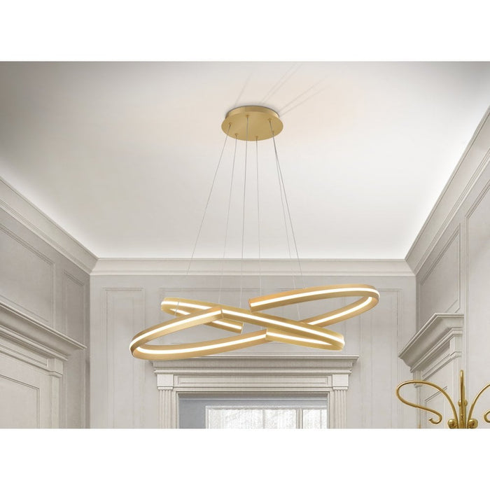 Buy online latest and high quality Elipse LED Suspension from Schuller | Modern Lighting + Decor
