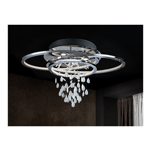 Bruma 5 Light Suspension  | Modern Lighting + Decor