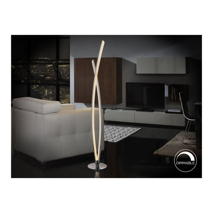 Linur LED Light Floor Lamp  | Modern Lighting + Decor