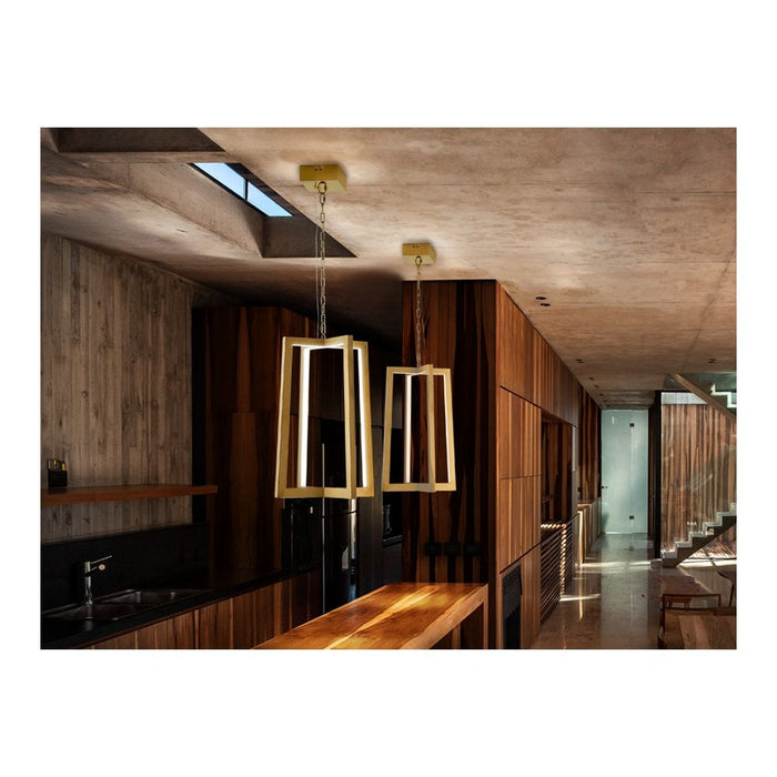 Buy online latest and high quality Kuma LED Suspension from Schuller | Modern Lighting + Decor