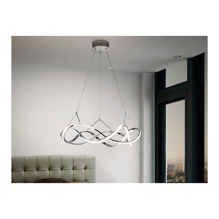 Molly LED Suspension  | Modern Lighting + Decor
