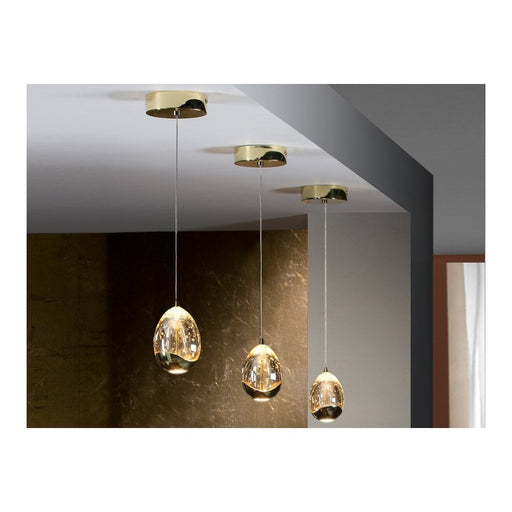 Rocio 1 Light LED Suspension  | Modern Lighting + Decor