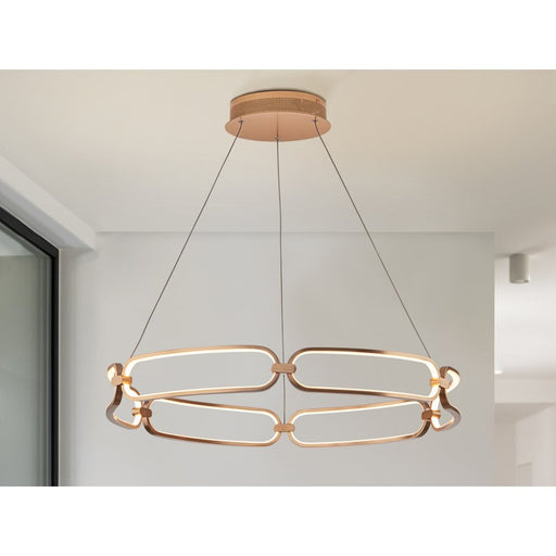 Colette LED Suspension  | Modern Lighting + Decor