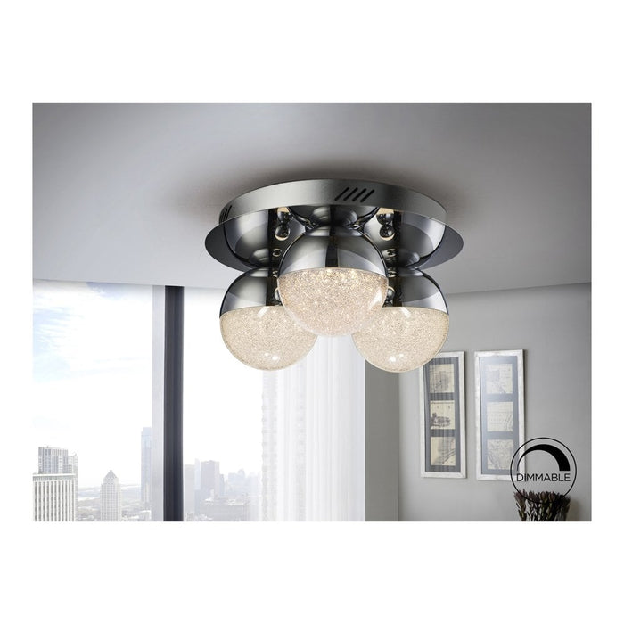 Buy online latest and high quality Sphere 3 LED Ceiling Light from Schuller | Modern Lighting + Decor