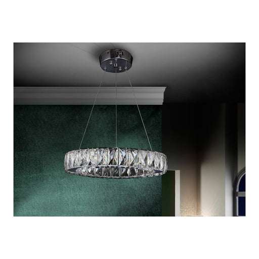 Diva LED Light Suspension  | Modern Lighting + Decor