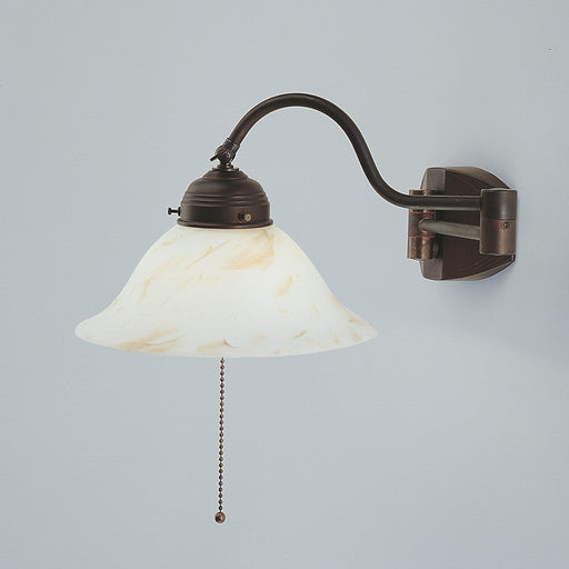 Buy online latest and high quality A64-22maA Wall Lamp - INVENTORY SALE! from Berlin Brass Lamps | Modern Lighting + Decor