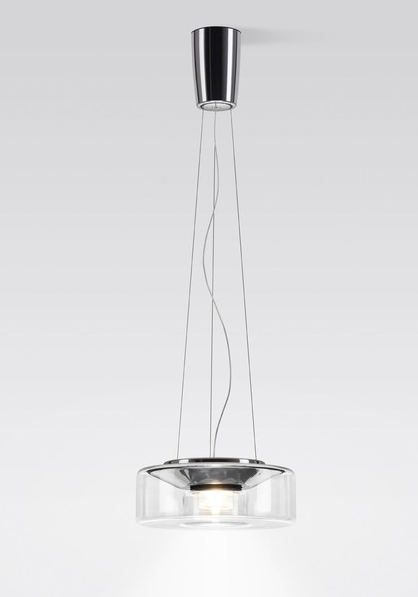 Curling Suspension Rope S LED Pendant Light from Serien Lighting | Modern Lighting + Decor