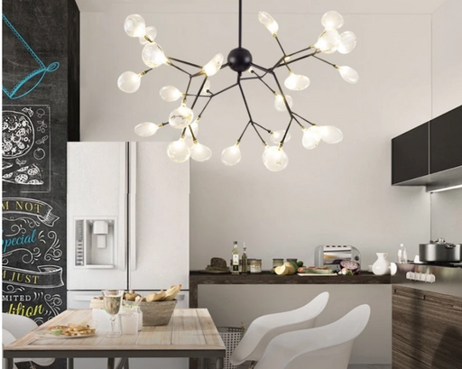 Buy online latest and high quality Torchbryt LED Chandelier - INVENTORY SALE! from Interior-Deluxe.com | Modern Lighting + Decor