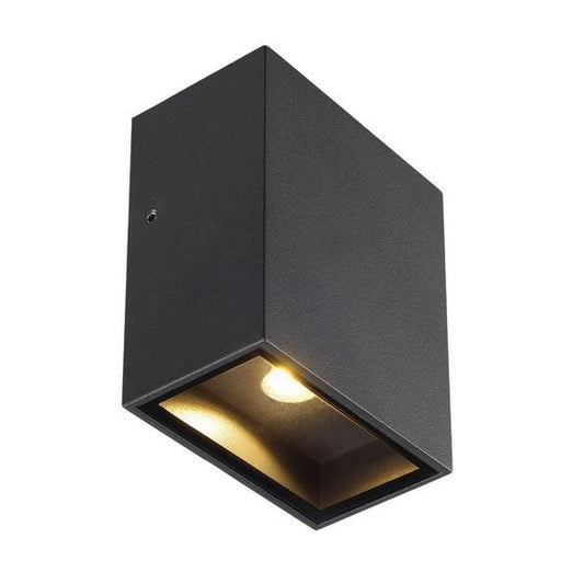 Quad 90 Outdoor Wall Lamp from SLV Lighting | Modern Lighting + Decor
