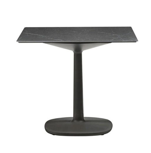 Buy online latest and high quality Multiplo Big Square Base Outdoor Table-Square Top from Kartell | Modern Lighting + Decor