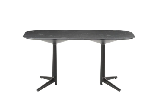 Multiplo XL 2 Legs Table with 2 Spokes