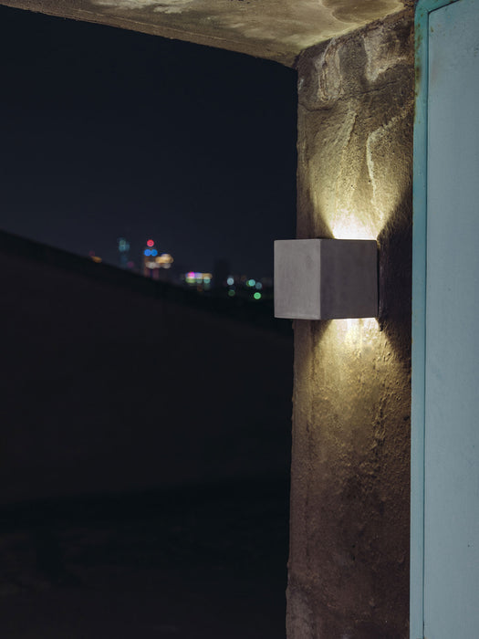 Buy online latest and high quality Castle Square Indoor/outdoor Wall Sconce from Seed Design | Modern Lighting + Decor