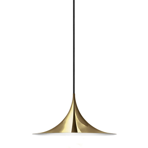 Semi 11 Inch Pendant Light from Gubi | Modern Lighting + Decor