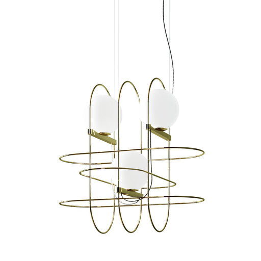 Setareh 3 Pendant Lamp from Fontana Arte | Modern Lighting + Decor