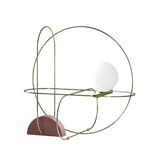 Setareh B Table Lamp from Fontana Arte | Modern Lighting + Decor