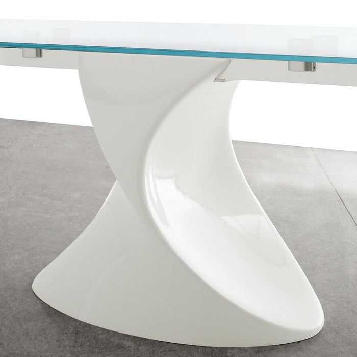 Buy online latest and high quality Shanghai Oval Extension Table from Tonin Casa | Modern Lighting + Decor