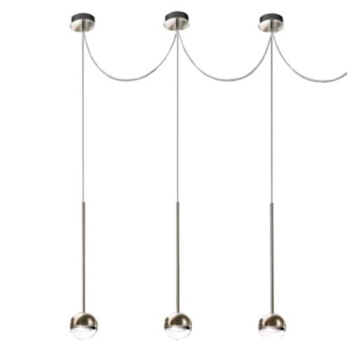 Buy online latest and high quality Convivio Sopratavolo Multipla Pendant Light from Cini & Nils | Modern Lighting + Decor