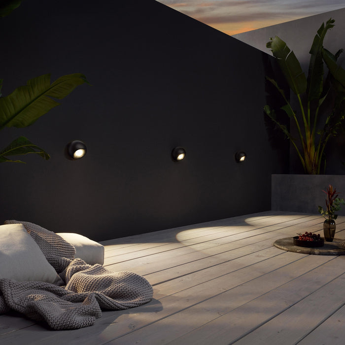 Buy online latest and high quality Sito Lato VOLT Outdoor Wall/Ceiling Light from Occhio | Modern Lighting + Decor