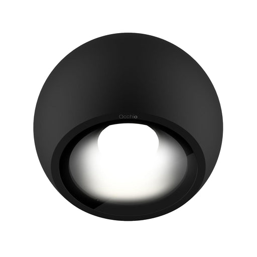 Sito R Lato VOLT Outdoor Wall/Ceiling Light from Occhio | Modern Lighting + Decor