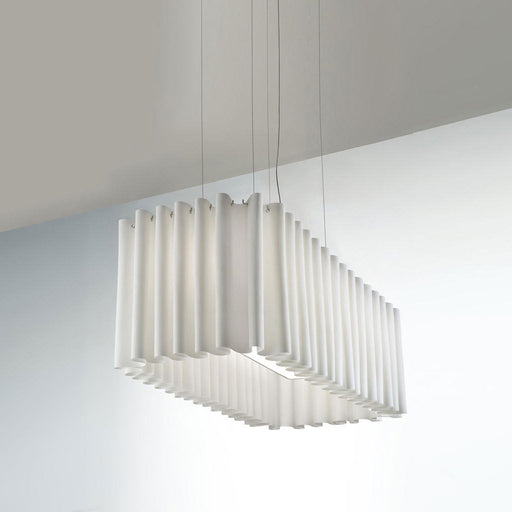 Skirt Pendant Lamp - SKR140 (Rectangular) from Axo | Modern Lighting + Decor