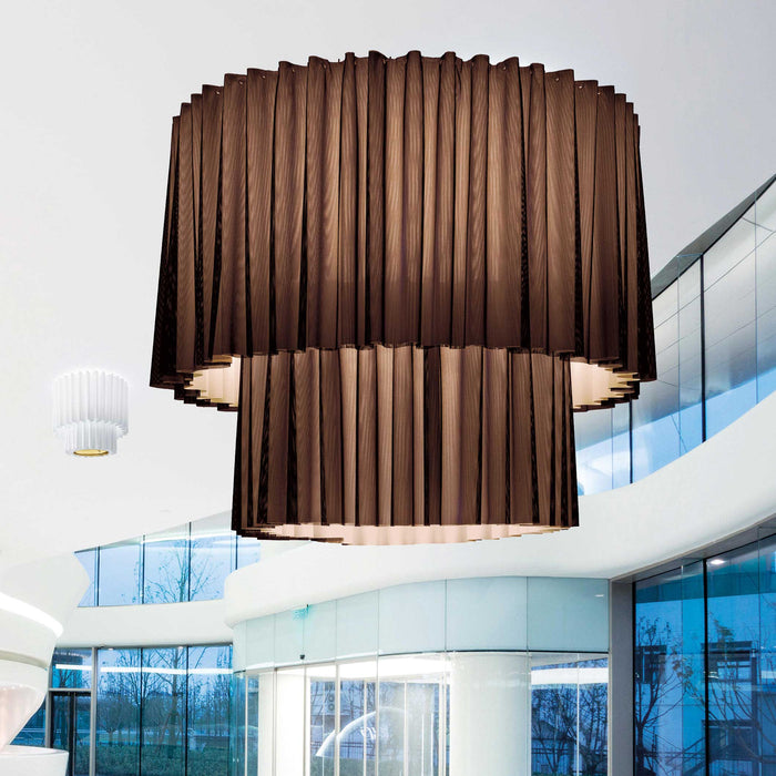 Buy online latest and high quality Skirt Ceiling Lamp - SK150-2 (large, 2 tier) from Axo | Modern Lighting + Decor