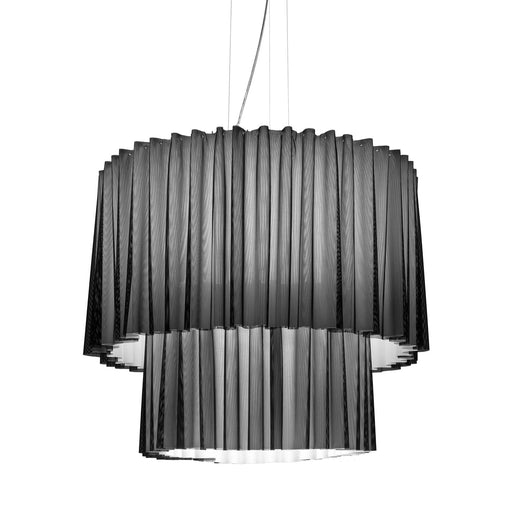 Skirt Pendant Lamp - SKR150-2 (Large, 2 tier) from Axo | Modern Lighting + Decor