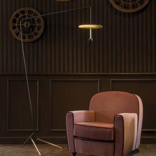 Buy online latest and high quality Skyfall F1 Floor Lamp from Anton Angeli | Modern Lighting + Decor