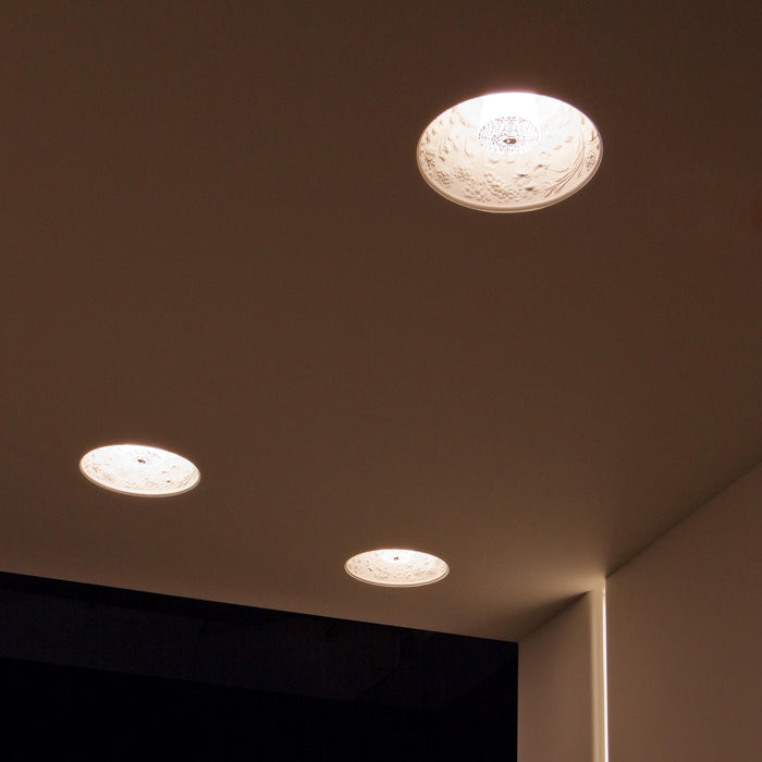 Skygarden Recessed Light from Flos | Modern Lighting + Decor