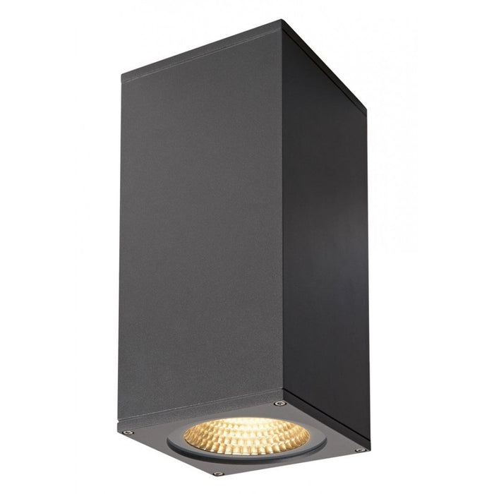 Buy online latest and high quality BIG THEO Outdoor Wall Light LED anthracite, 2-light sources from SLV Lighting | Modern Lighting + Decor