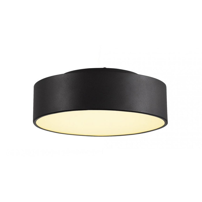 Buy online latest and high quality MEDO Ceiling Light LED black, 1-light source from SLV Lighting | Modern Lighting + Decor