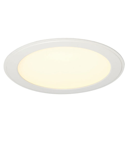 Senser 24 R Recessed Ceiling Light LED 14W from SLV Lighting | Modern Lighting + Decor