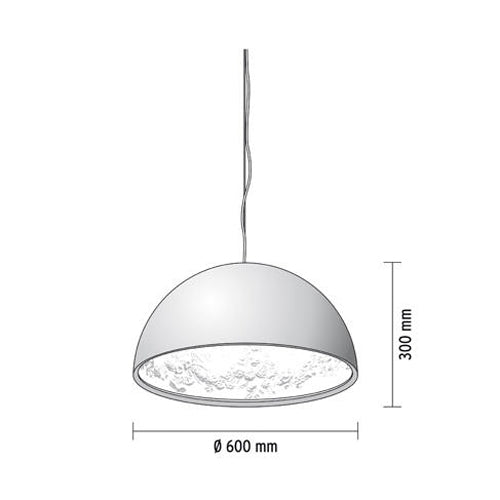 Buy online latest and high quality Skygarden S Pendant Light from Flos | Modern Lighting + Decor