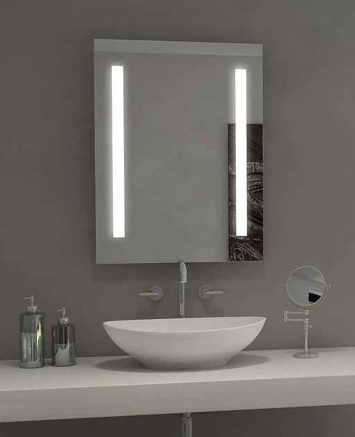Buy online latest and high quality Lighted Bathroom Cabinet Verano 24 X 32 In from Paris Mirror | Modern Lighting + Decor