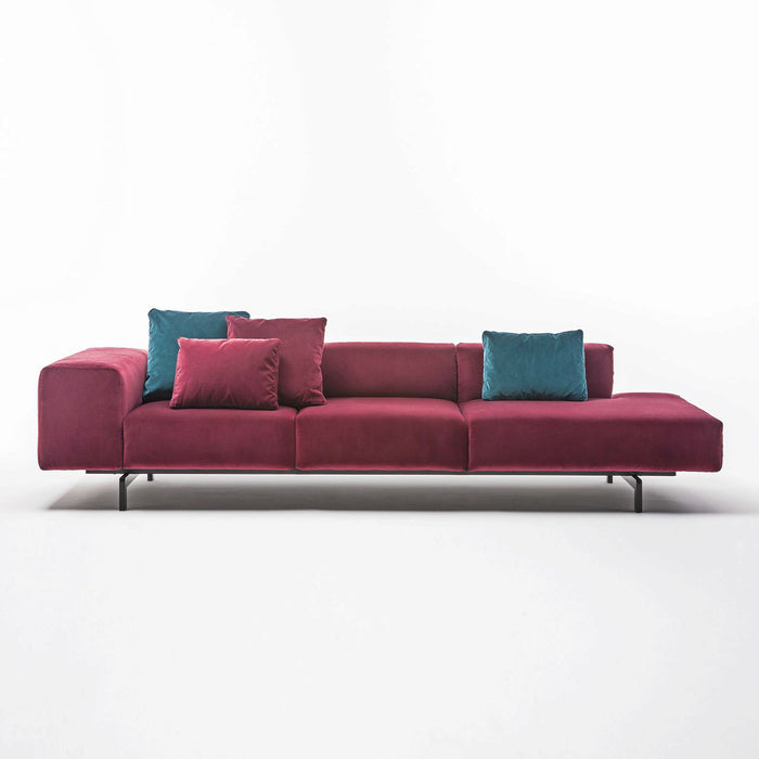 Largo Sofa Right Armchair from Kartell | Modern Lighting + Decor