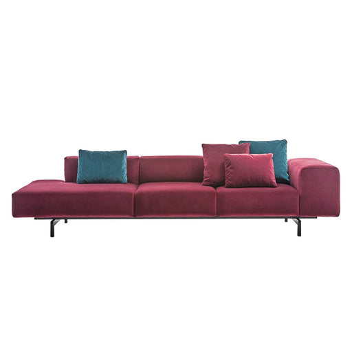 Largo Sofa Left Armchair from Kartell | Modern Lighting + Decor