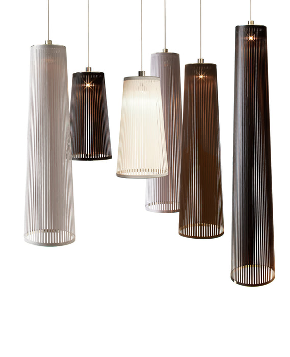 Solis 3 Chandelier from Pablo Designs | Modern Lighting + Decor