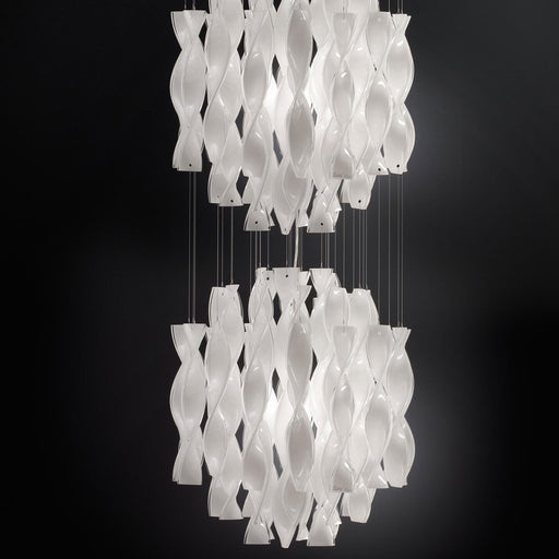 Avir 45/2 Chandelier from Axo | Modern Lighting + Decor