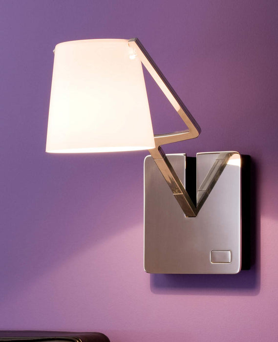 Kollege Wall Lamp from Anthologie Quartett | Modern Lighting + Decor