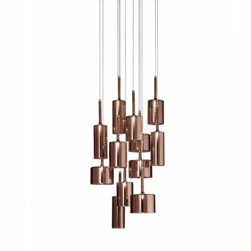 Spillray 12 Suspension Light from Axo | Modern Lighting + Decor