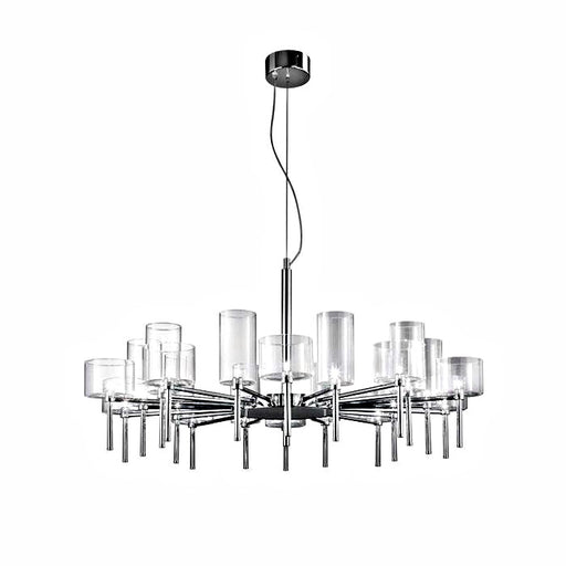 Spillray 20 Chandelier from Axo | Modern Lighting + Decor