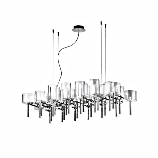 Spillray 26 Chandelier from Axo | Modern Lighting + Decor