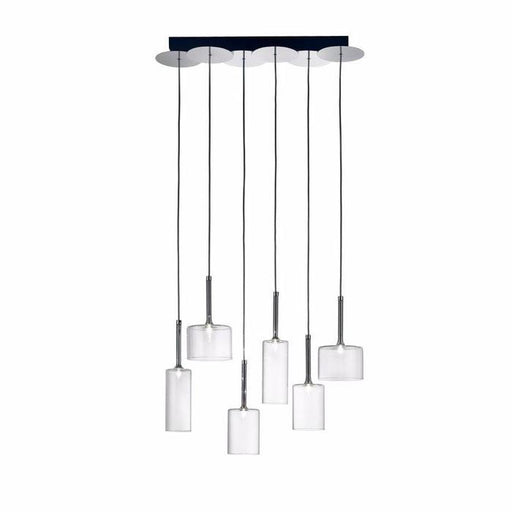 Spillray 6 Suspension Light from Axo | Modern Lighting + Decor