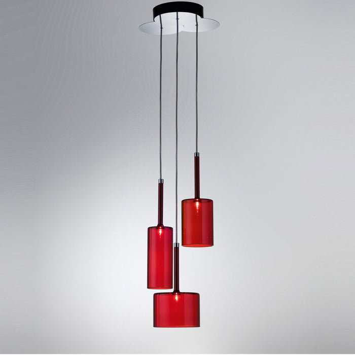 Spillray 3 Pendant Light from Axo | Modern Lighting + Decor