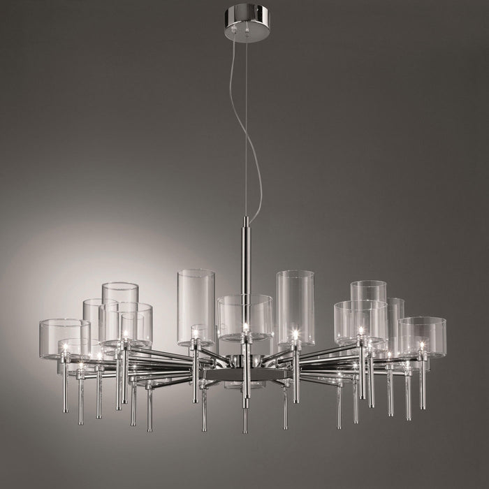 Buy online latest and high quality Spillray 20 Chandelier from Axo | Modern Lighting + Decor