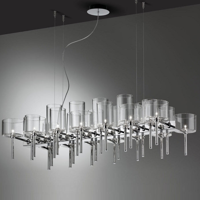 Buy online latest and high quality Spillray 26 Chandelier from Axo | Modern Lighting + Decor