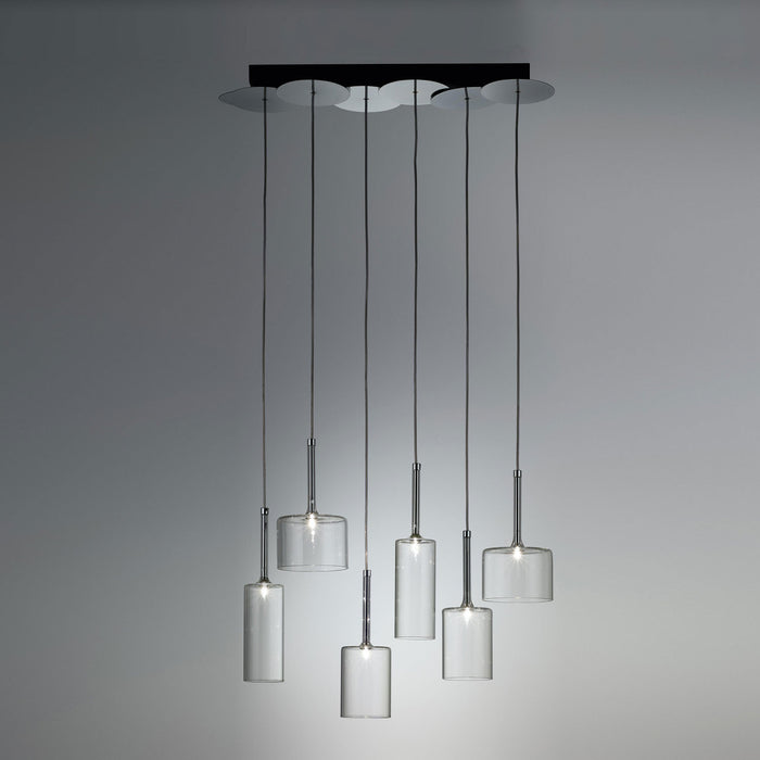 Buy online latest and high quality Spillray 6 Suspension Light from Axo | Modern Lighting + Decor