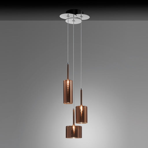 Buy online latest and high quality Spillray Pendant Light SP3 - LED from Axo | Modern Lighting + Decor